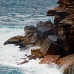Ocean, Bundeena to Otford walk