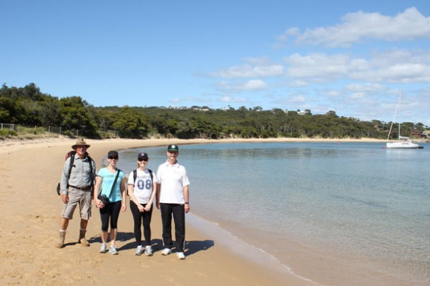 Jibbon beach near Bundeena