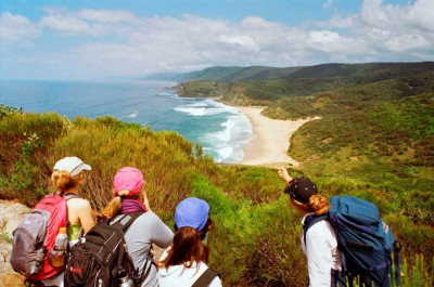 Bundeena to Otford walk, Royal Coast Track