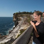 Gap Bluff, Watsons Bay walk