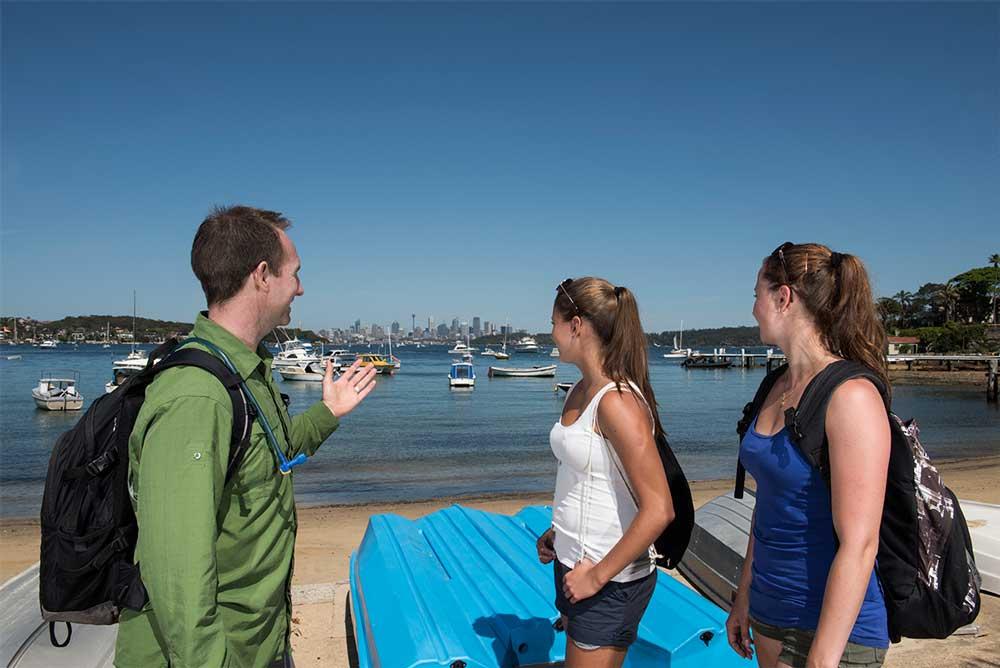 Watsons Bay walk