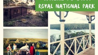 Royal National Park Accommodation