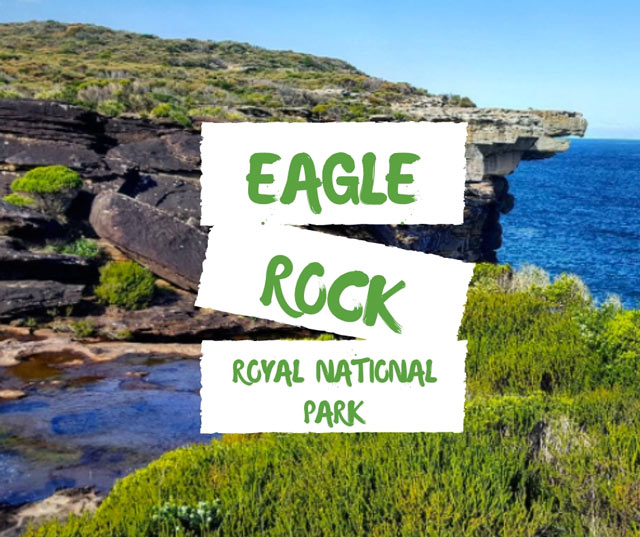where is eagle rock sydney
