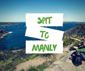 Spit Bridge to manly walk
