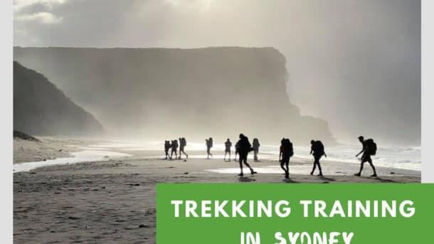 Kokoda trail training