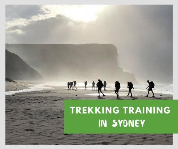 Kokoda trail training