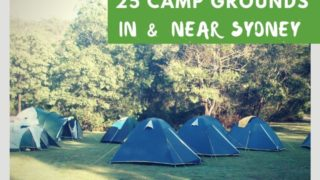 Best Camping Grounds In and Near Sydney