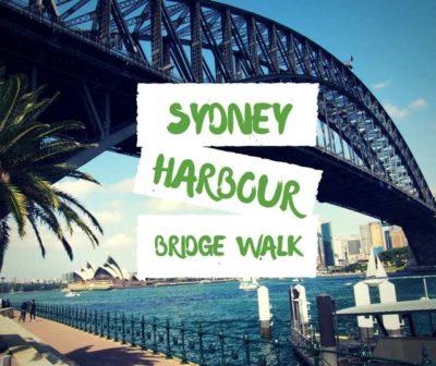sydney harbour bridge walk free