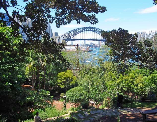 secret garden sydney