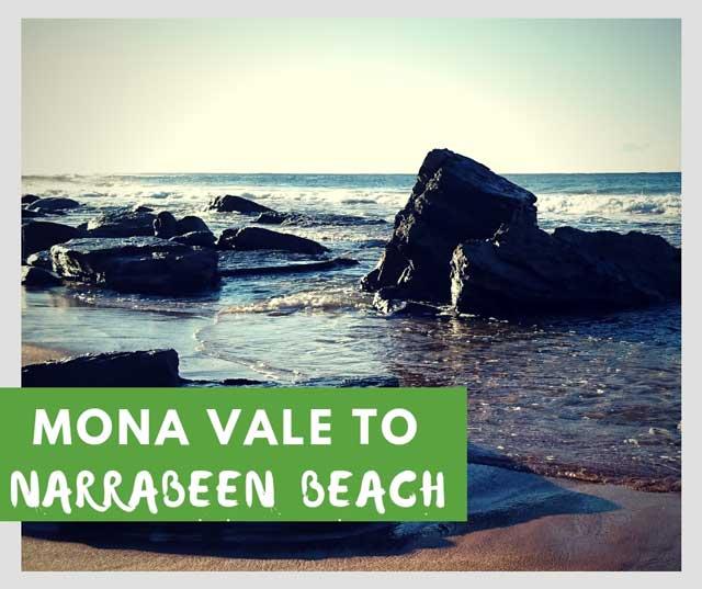 Narrabeen Beach walk