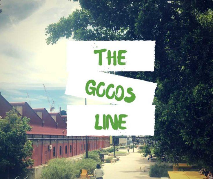 The Goods Line Sydney